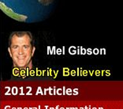 The Mayan calendar says world ends in 2012 say crackpot Mel Gibson on crackpot website