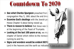 I bet you thought the world was gonna end in 2000 2001 2012... Wrong, you've got until 2070 according to this site. So rest your mind and live healthy, or you'll never make it.