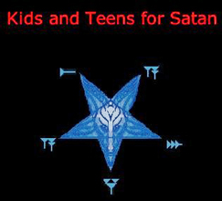 Crackpot Devil worship crazies love satan for childre